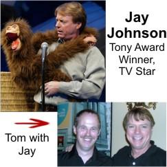 top 10 ventriloquist Jay Johnson
