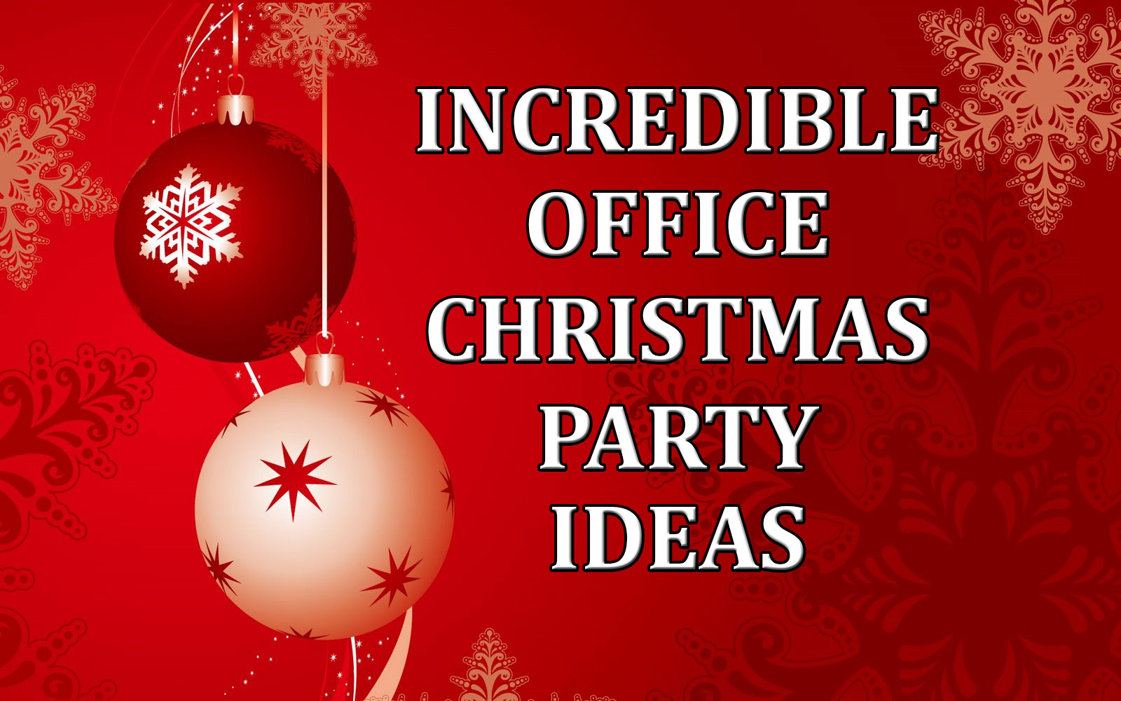 Incredible Office Christmas Party Ideas  Comedy Ventriloquist. Bathroom Design Ideas Images. Bathroom Walls Ideas Photos. Bar Outfit Ideas Winter. Closet Design Ideas Measurements. Storage Room Ideas Minecraft. Valentines Ideas Orange County. Garage Landing Ideas. Curtain Ideas Gallery