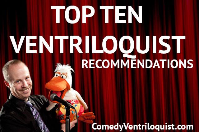 top 10 ventriloquists