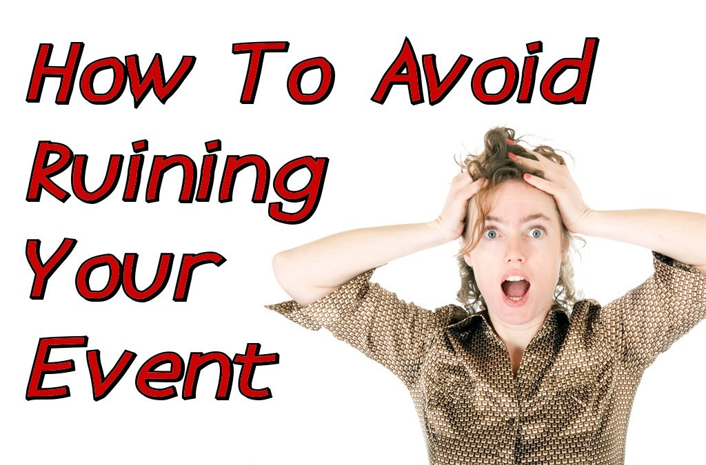 Corporate Event Planning Concepts – How To Avoid Ruining Your Event