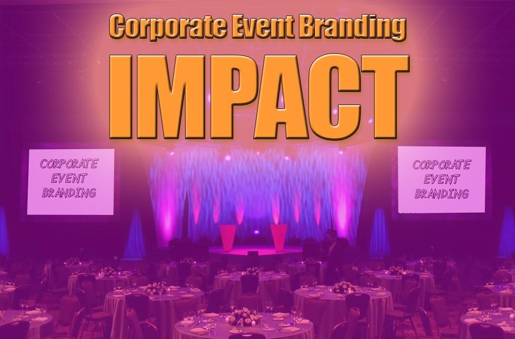 Corporate Event Branding Impact The Event Logo Contest